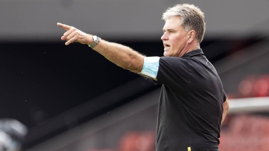 Guter Saisonstart für Winterthur und Trainer Ralf Loose