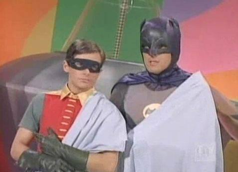 Batman-Serie aus den 1960er-Jahren: Sind Batman und Robin schwul?