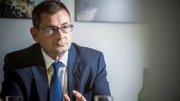 Geschäftsführer: Daniel Heller, alt Fraktionschef FDP, Farner Consulting, VR-Präsident Kantonsspital Baden.