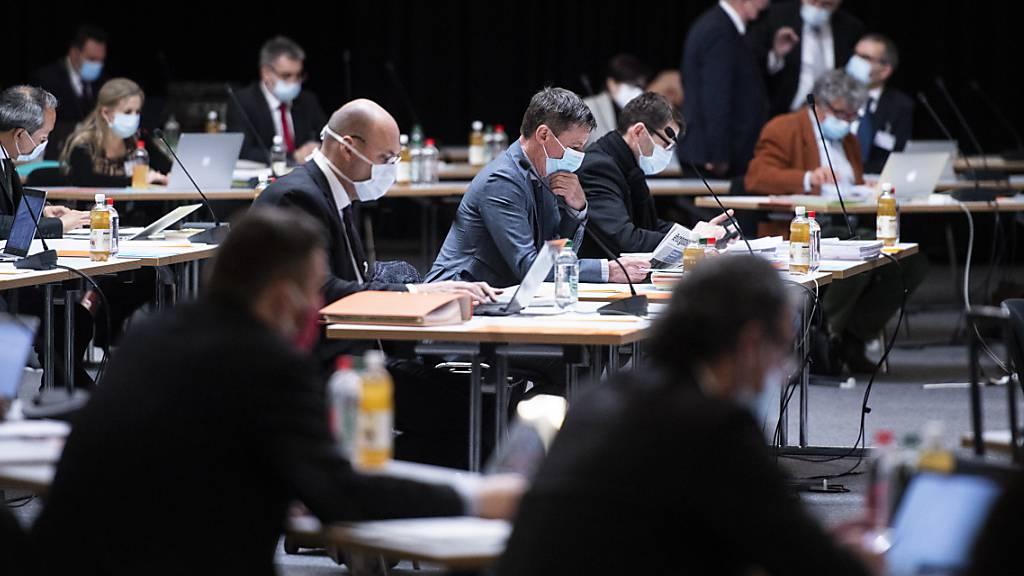 Der St. Galler Kantonsrat hat am Mittwoch die Ergebnisse des Regulierungscontrollings gutgeheissen. (Archivbild)