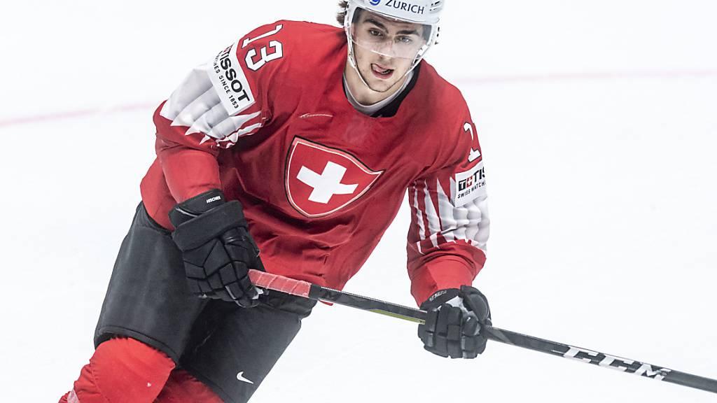 Vier NHL-Söldner verstärken Schweizer Team