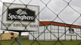 Gelände der Firma Spanghero in Südfrankreich (Archiv)