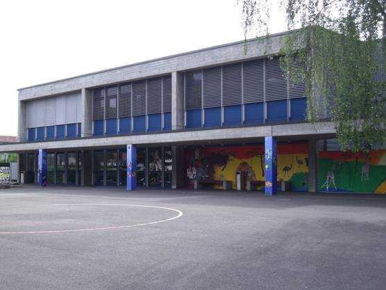 Oberstufenschulhaus Hunzenschwil