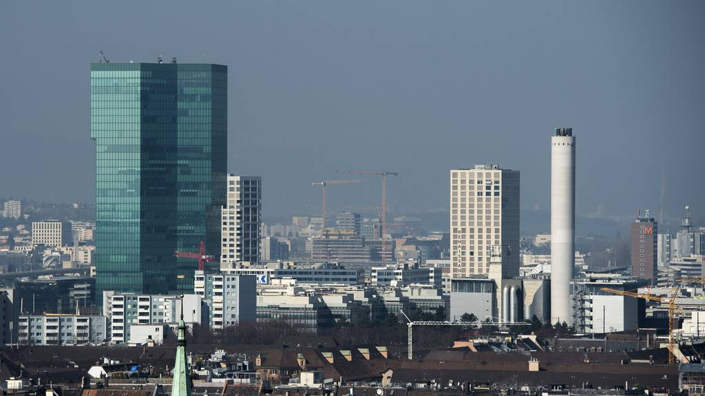 Die Zukunft der Stadt Zürich - Stadtforscher Christian Schmid im Ufsteller