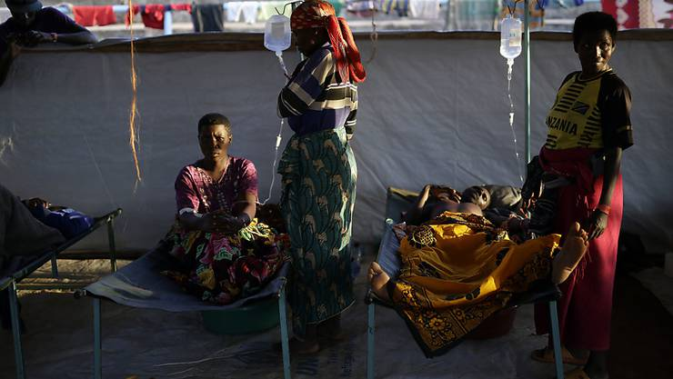 In Tansania sind bei einem Ausbruch der Cholera bereits 18 Personen gestorben. (Archivbild)