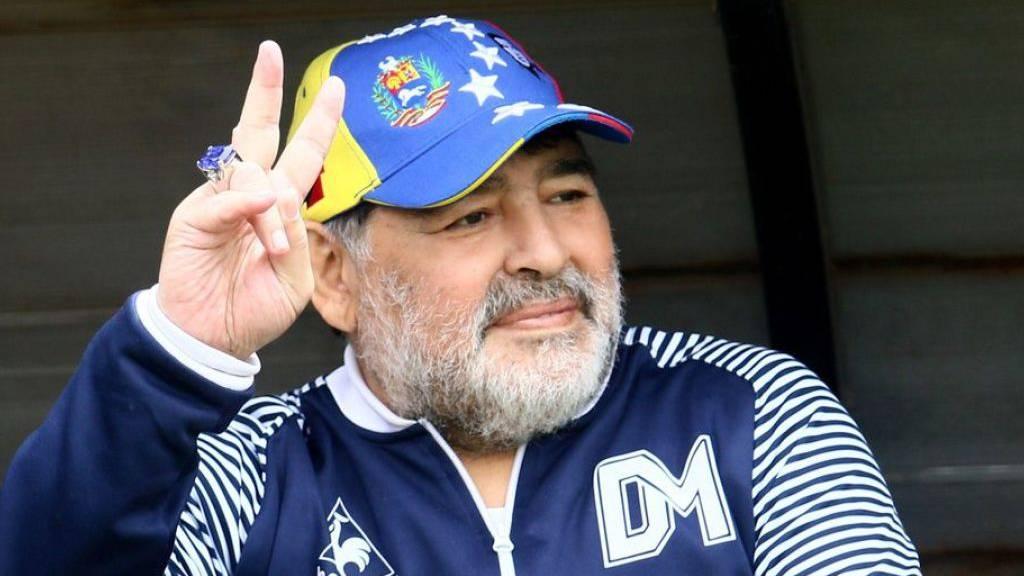 Maradona bleibt doch Trainer in La Plata