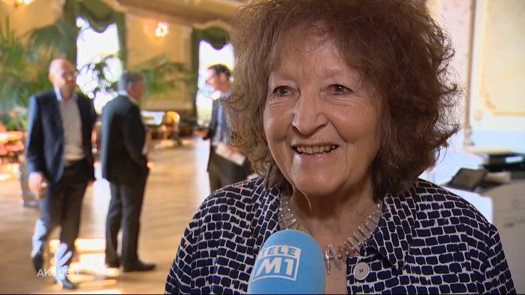 Abschied von SP-Nationalrätin Bea Heim