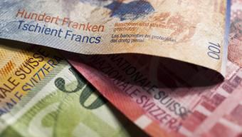 Der Einnahmenüberschuss der Rechnung 2016 beträgt 24'100 Franken. (Symbolbild)