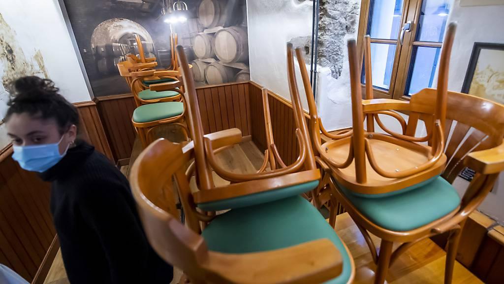 Restaurants dürfen in der Romandie am 10. Dezember wieder öffnen