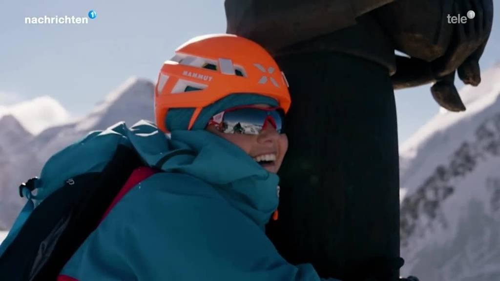 Matterhorn-Besteigung Beatrice Egli Teil 1
