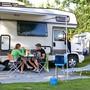 Zur Parahotellerie zählen neben Ferienwohnungen und Jugendherbergen auch Campingplätze. (Archivbild)