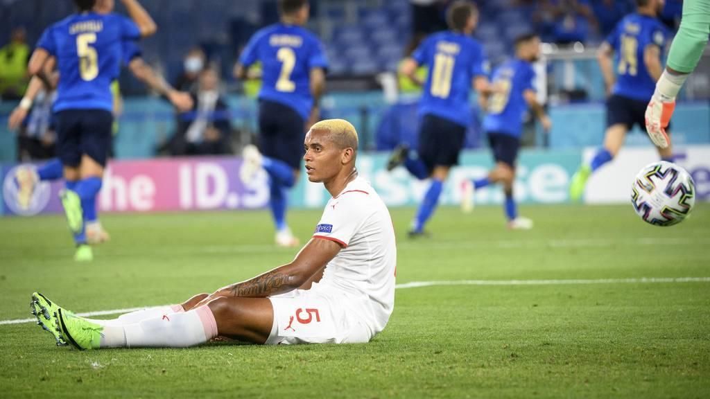Chancenlose Schweizer verlieren gegen Italien 0:3