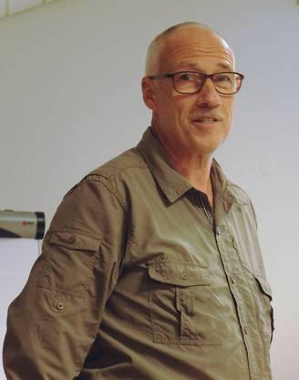 Präsident Marcel Hartmeier