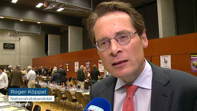 SVP-Delegierte wollen Köppel auf Platz 17