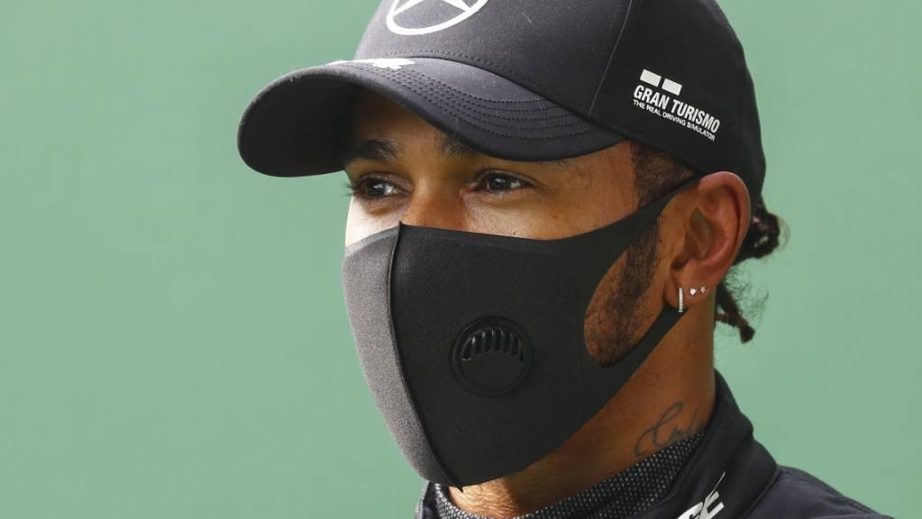 Lewis Hamilton gewann den Grand Prix von Belgien überlegen.