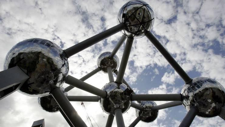 Auch Belgien kennt eine Stellenmeldepflicht. Allerdings existiert sie praktisch nur auf dem Papier. Im Bild: Das Atomium in Brüssel.
