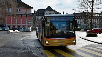 Der Bus 368 fährt via Brugger Westquartier nach Schinznach-Bad ins Aquarena und Kurzentrum. Das bleibt vorerst so.