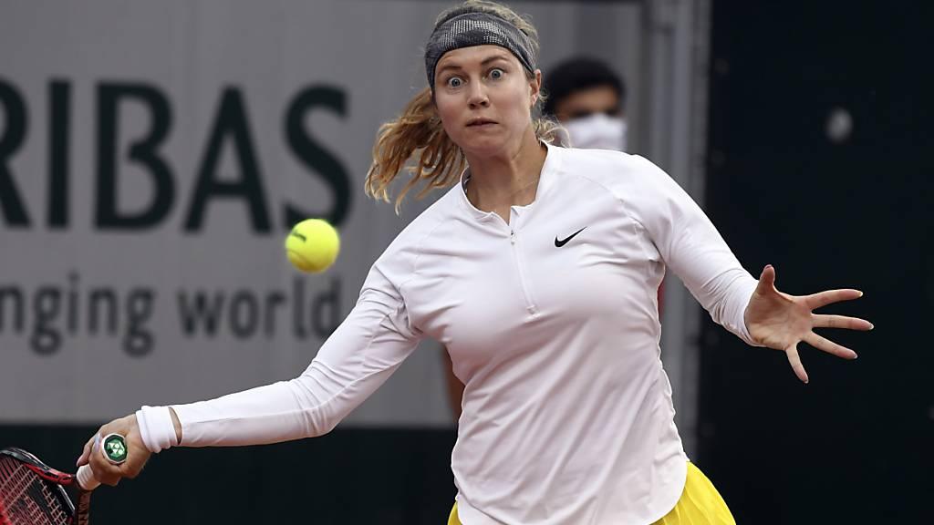 Vögele auch am French Open ohne Sieg