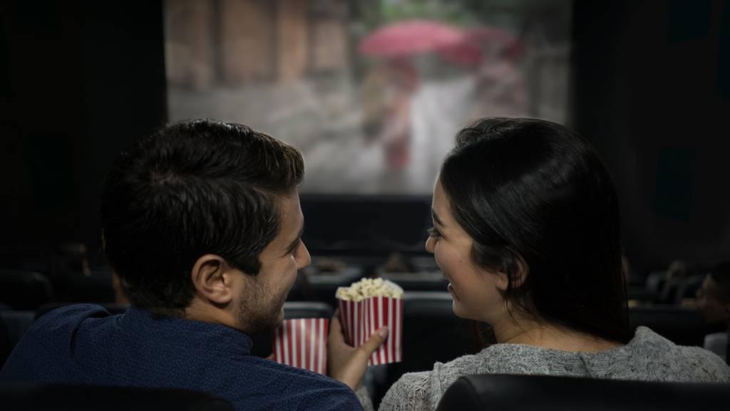 Letztes Jahr lockte der Tag des Kinos mehr als 210'000 Besucher an.