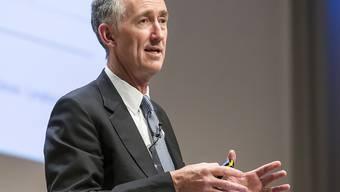 Wechsel zur Konkurrenz: Daniel O'Day gibt auf Ende Jahr seinen Posten als Roche-Pharmachef ab und soll laut Medienberichten voraussichtlich zum US-Konzern Gilead wechseln. (Archiv)