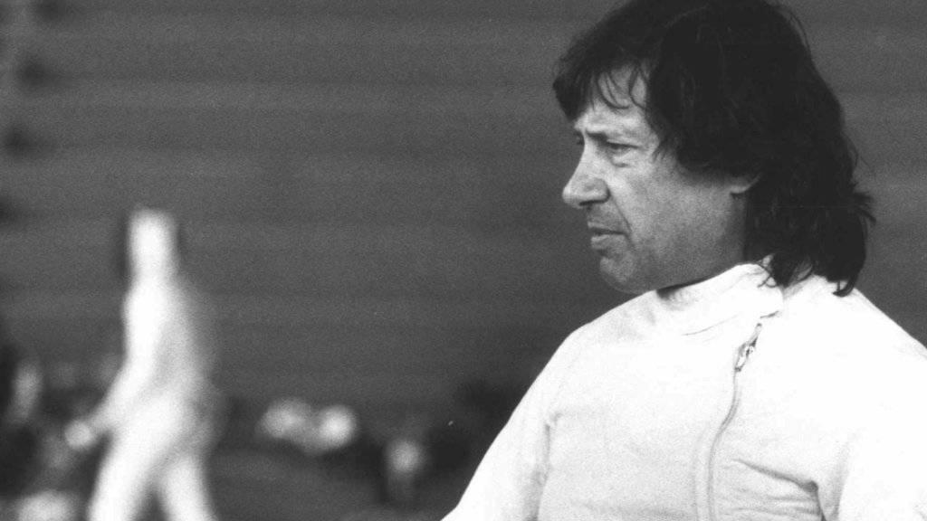 Daniel Giger gewann nach dem Attentat 1972 Silber mit dem Team