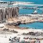 Die Explosion im Hafen von Beirut hat mehr als 200 Menschen getötet. 300000 verloren ihr Obdach.