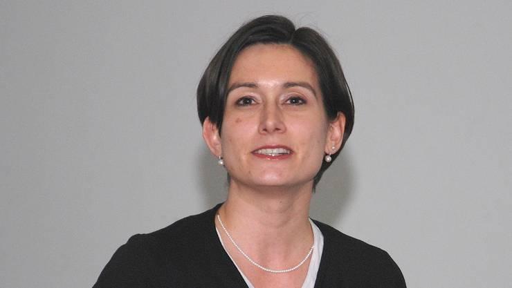 Maja Riniker: Wird sie zur Wahllokomitive für die Freisinnigen?