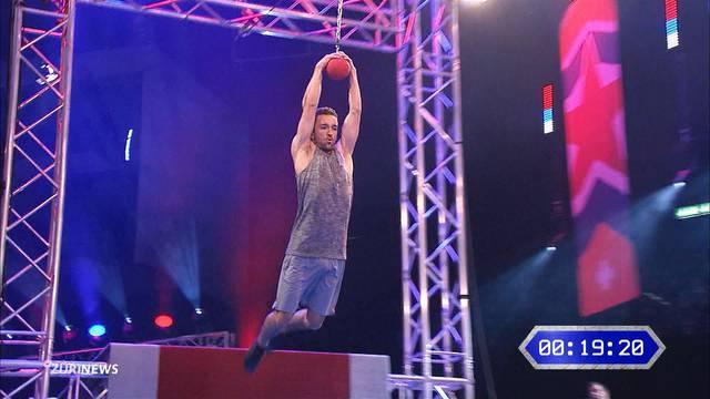 Billy Bühler will «Ninja Warrior Switzerland» werden