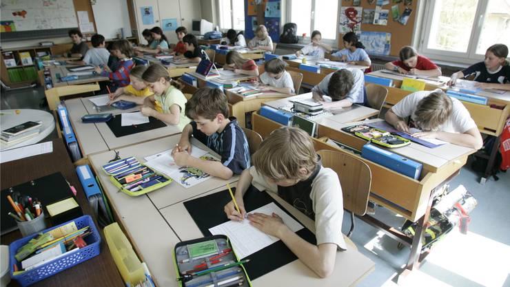 Schüler im Klassenzimmer. (Symbolbild)