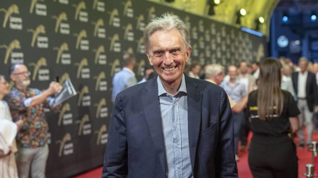 Marco Solari, Präsident des Locarno Filmfestival, erholt sich nach einer Corona-Infektion im Spital.