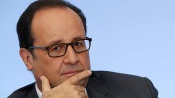 Hollande tritt nicht mehr zur Wiederwahl an. (Archiv)