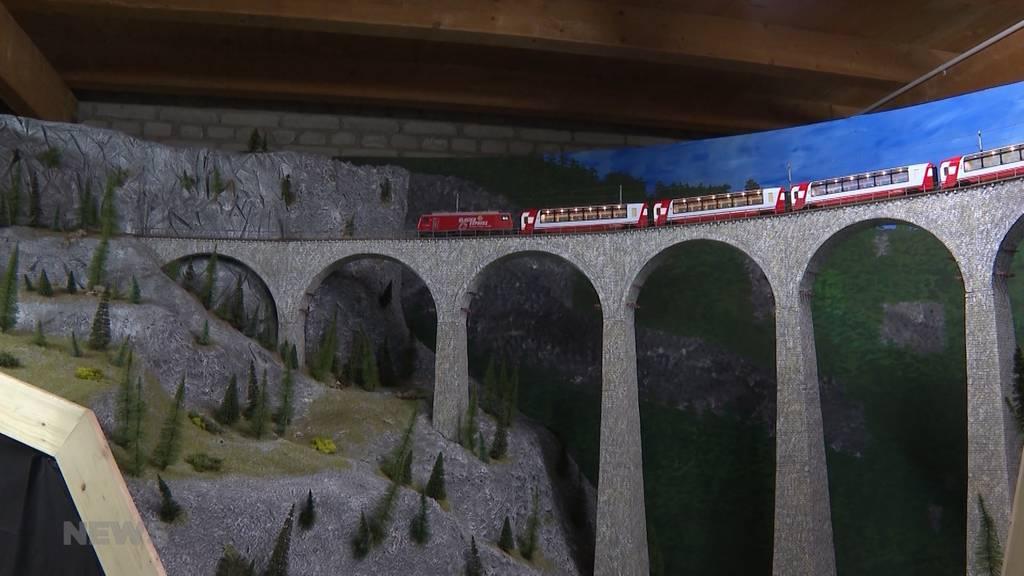 Wertvolle Sammlerstücke gestohlen: Meiringer Modellbahnsammler vermisst drei Lokomotiven
