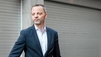 SVP-Nationalrat Hans-Ueli Vogt.