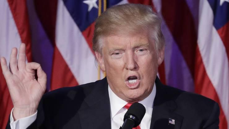 Mit Donald Trump an der Spitze der US-Regierung befürchtet Kuba eine Verschlechterung der zwischenstaatlichen Beziehungen. (Archiv)