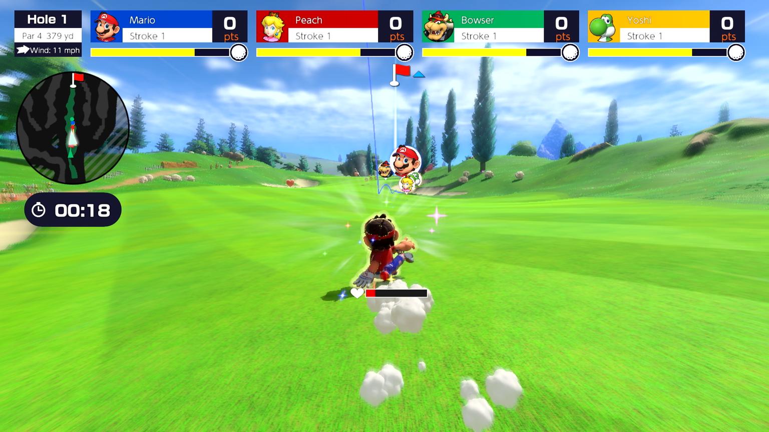 Mario Golf Printscreen 4