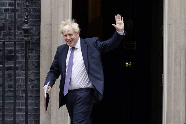 Könnte auch mit einem «No Deal» leben – ganz gut, sogar: der britische Premierminister Boris Johnson.