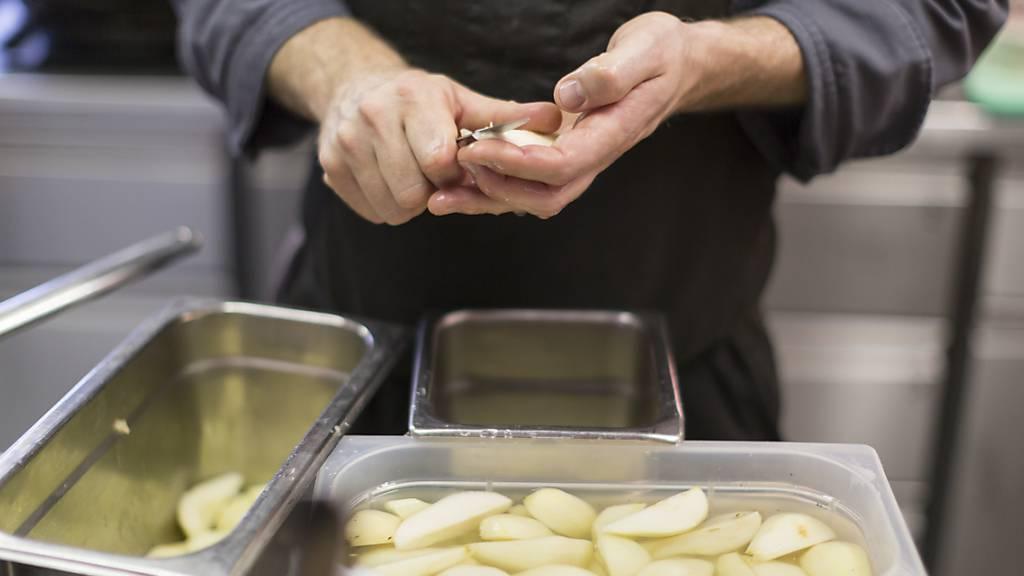 Ein im Genfer Gefängnis Champ-Dollon inhaftierter Mann verlangte veganes Essen. (Themenbild)