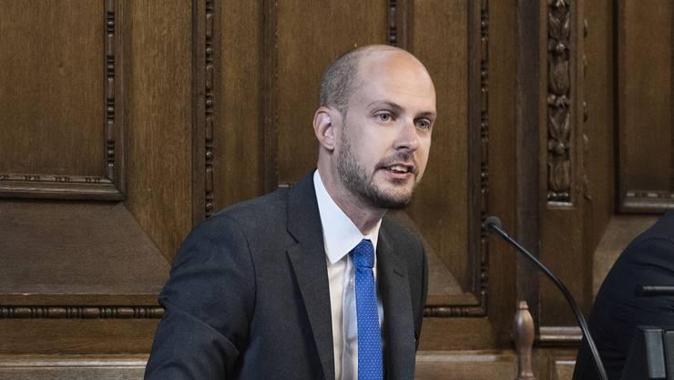 Gegen SVP-Grossrat Joël Thüring läuft ein Verfahren