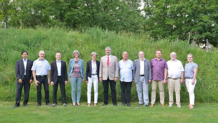 Die EVP-Kandidaten