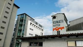 Suche nach neuem Standort: Das KiFF in der Aarauer Telli.