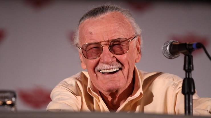 <p>Stan Lee</p>