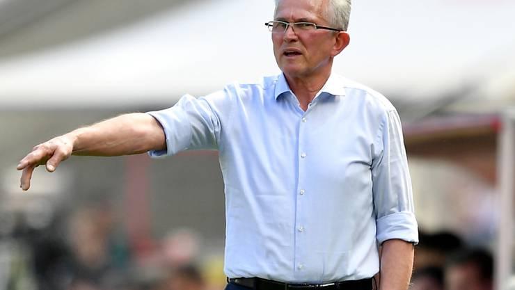 Jupp Heynckes dirigierte den FC Bayern souverän zum Meistertitel