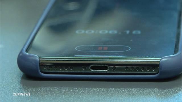 Massive Zunahme von Belauschen durch Smartphones