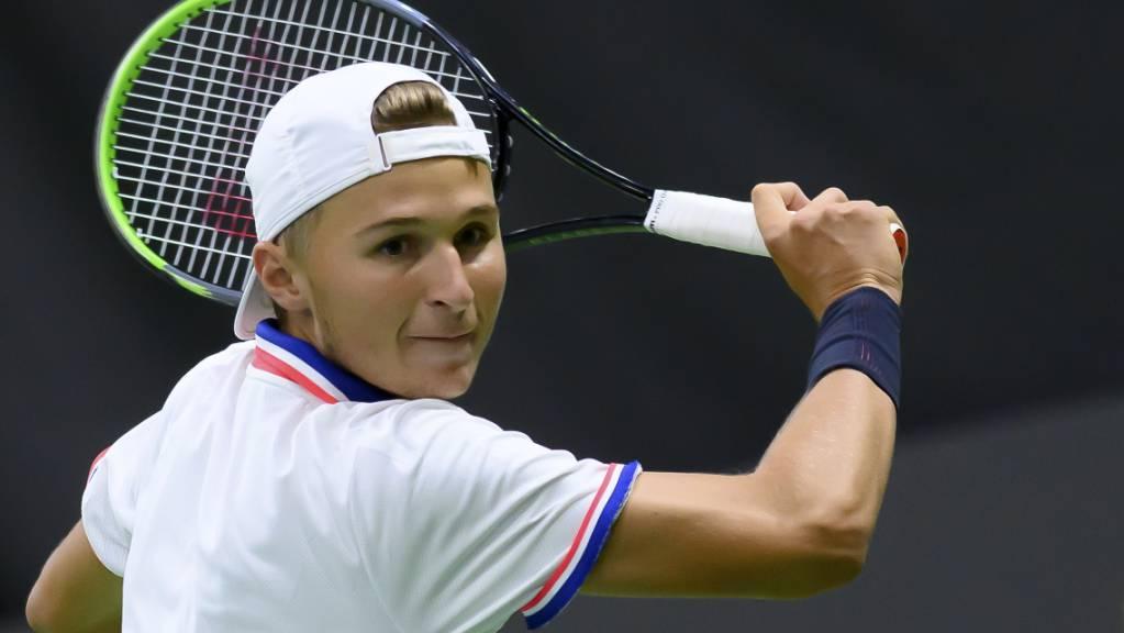 Leandro Riedi zieht im Schweizer Final den Kürzeren