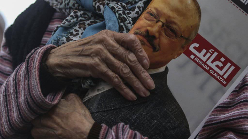 Der US-Geheimdienst CIA widerspricht Saudi-Arabien: Die genauen Umstände des Mordes am saudischen Journalisten Jamal Khashoggi im Konsulat in Istanbul sind weiter unklar. (Archivbild)