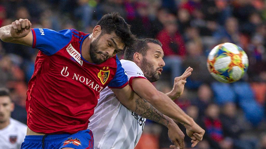 Basel gibt überraschend Punkte ab