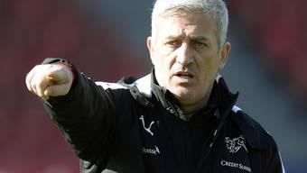 Trainer Vladimir Petkovic will mit der Schweizer Nationalmannschaft eine positive EM-Kampagne bestreiten