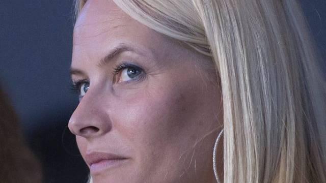 Kronprinzessin Mette-Marit von Norwegen (Archiv)