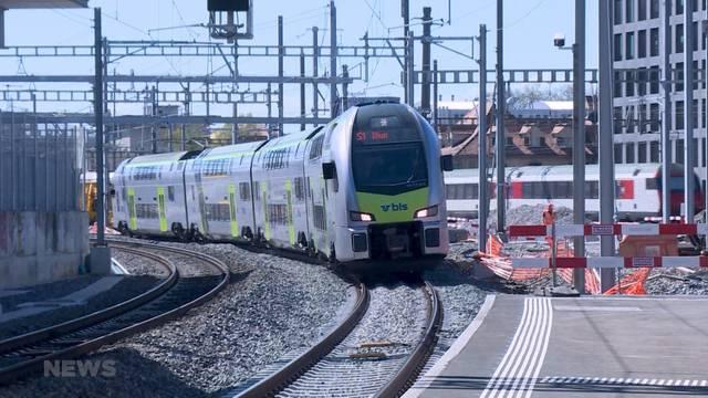 Neue Zugstrecken für die BLS