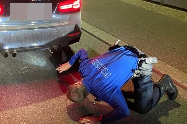 Kanton Solothurn, 30.April: Die Polizei hat Fahrzeuge wegen übermässigem Lärm kontrolliert. Rund 30 Lenker wurden angezeigt.